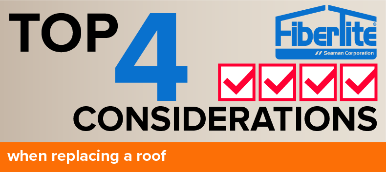 4 Considerations with Choosing a Roof Splash