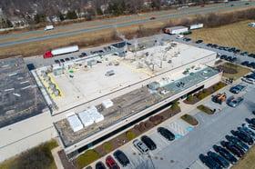 Dawn Foods Roof Aerial