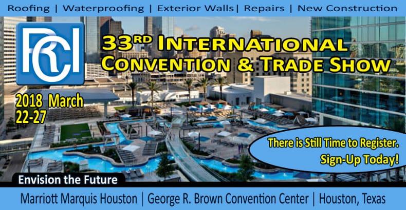 RCI 33rd International Convention & Trade Show