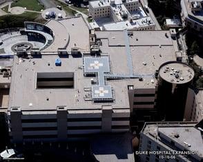 Duke Oct '06 Aerial Photo