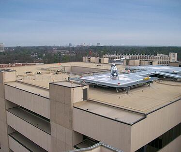 Duke-medical-center-roofing-system