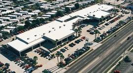 Crown Motors | Installed June, 1995