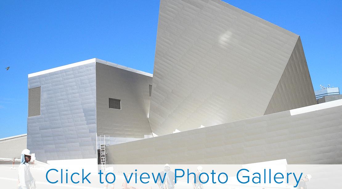 Denver Art Museum | Installed October, 2005