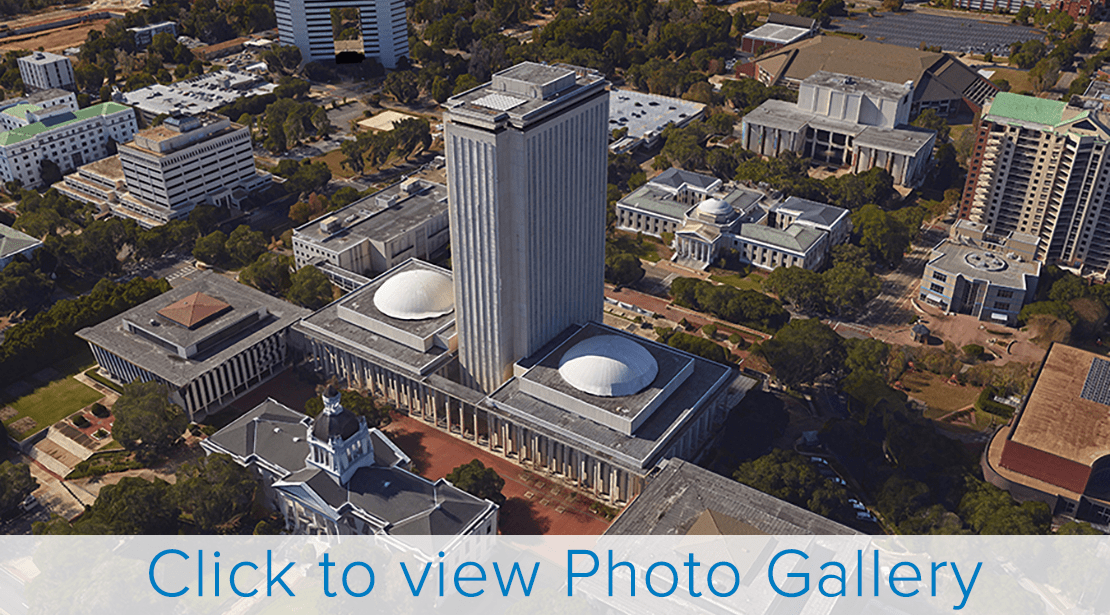 Florida State Capitol Domes | Installed June, 2004