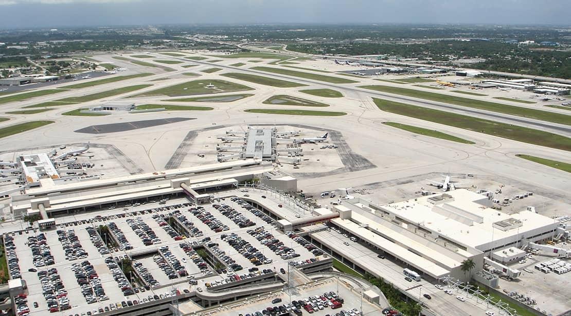 Ft. Lauderdale Airport | Installed November, 2009
