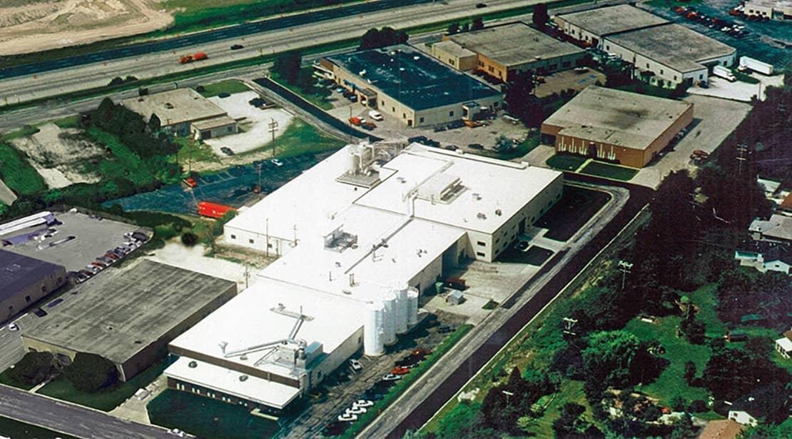 Glenroy Inc.   Installed April, 1998
