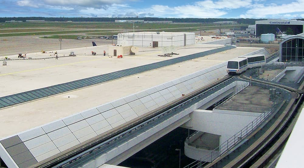 Houston Airport | Installed August, 2009