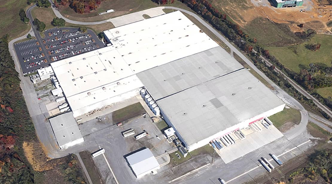 Rubbermaid, Inc. Maryville | Installed 1997 & 1997