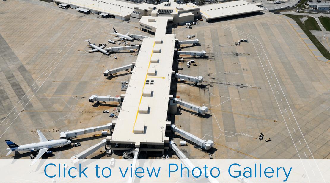 Sarasota Bradenton Airport   Installed April, 2012