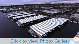 Stimson Marina | Installed July , 2014