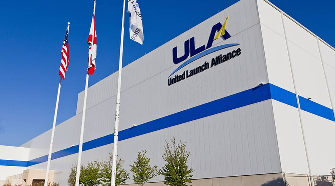 United Launch Alliance | Installed August, 2010