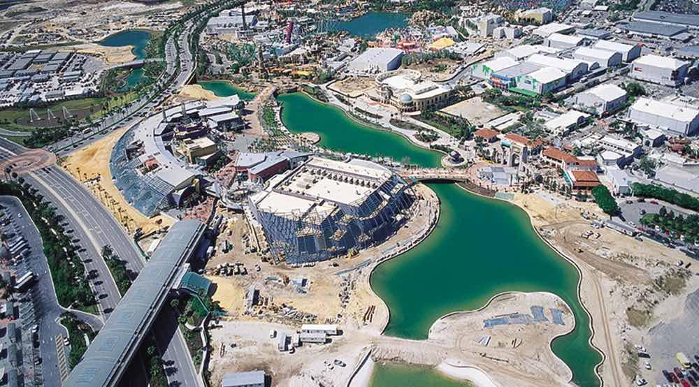 Universal Studios   Installed June, 1997