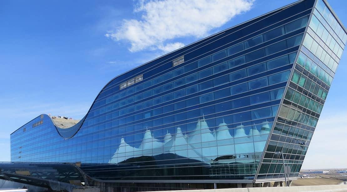 Westin Denver International Airport   Installed Spring, 2015