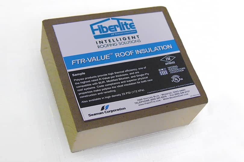 FiberTite Roof Insulation