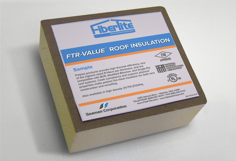FTR-Value™ insulation sample