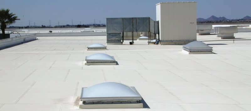 A FiberTite Commercial Roofing System