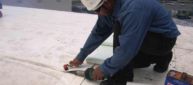 Repairing a Roofing System