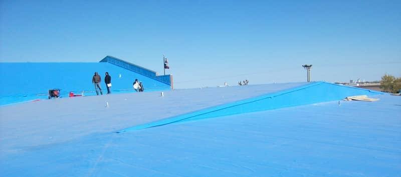 FiberTite Roofing System