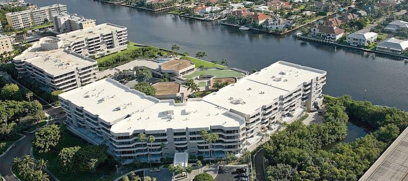 FiberTite Adhered Roofing System | Harbors Edge