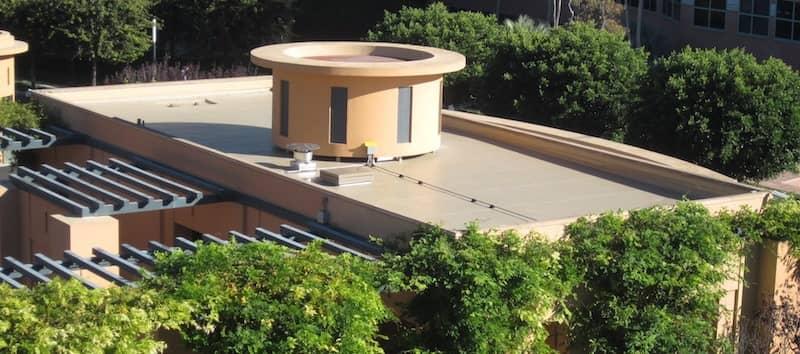 FiberTite Roofing System Disney Installation