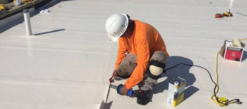 FiberTite Roofing System Installation