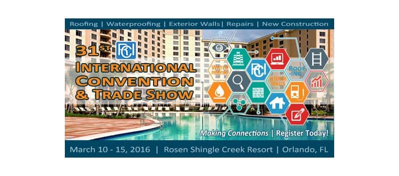 31st RCI International Convention & Trade Show