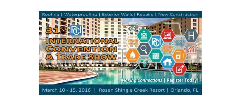 31st RCI International Convention & Trade Show