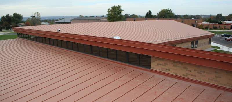 FiberTite Simulated Metal Roofing System | Rittman
