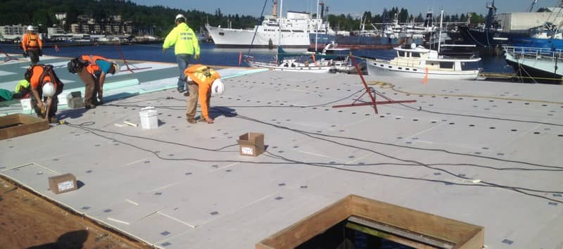 Stimson Marina | Installed July 2014