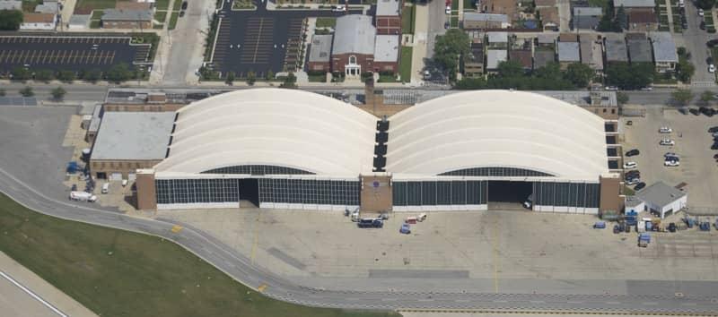 South West Hanger