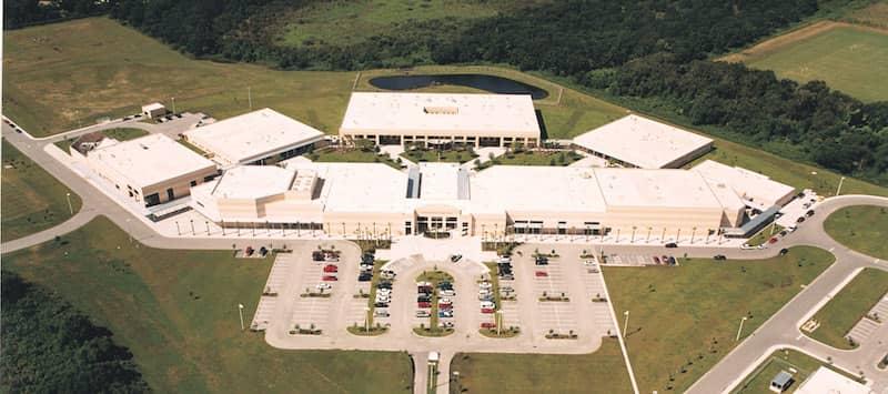 FiberTite Roofing Installation - Manatee School