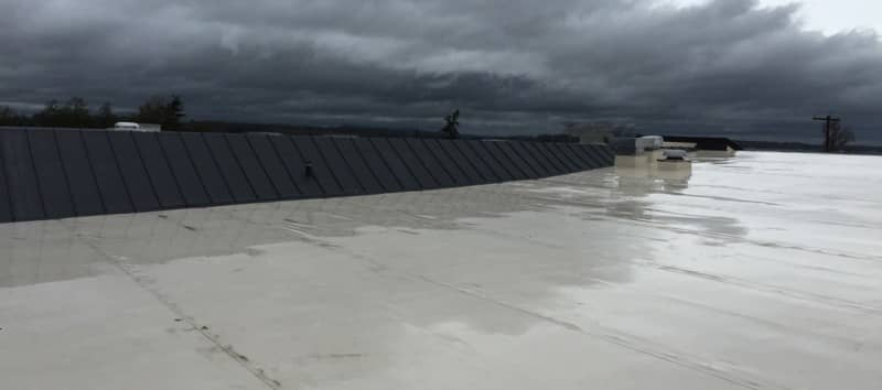 A FiberTite Roofing Systems Weathers the Storm