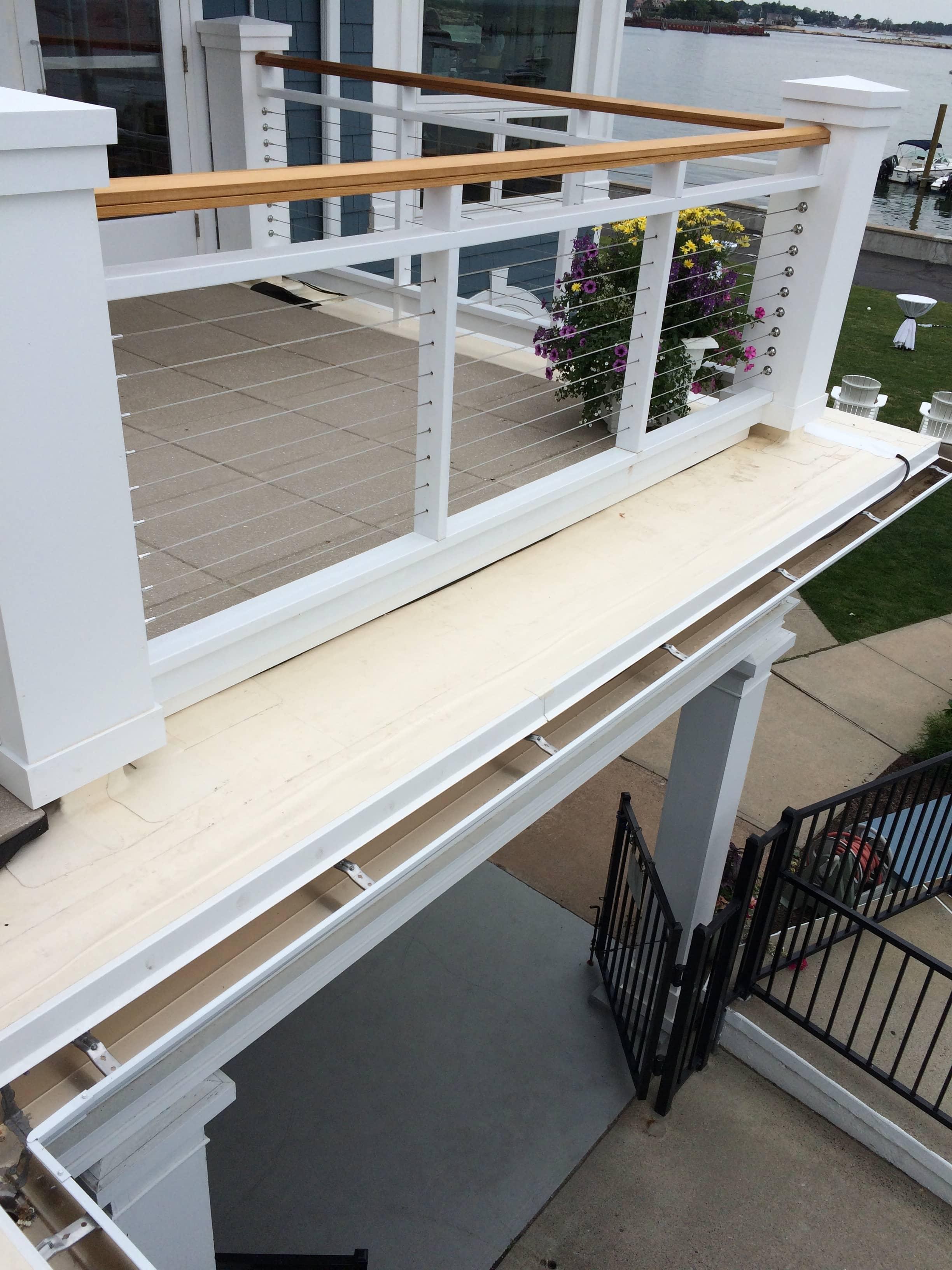 Ballasted Roof System Fibertite