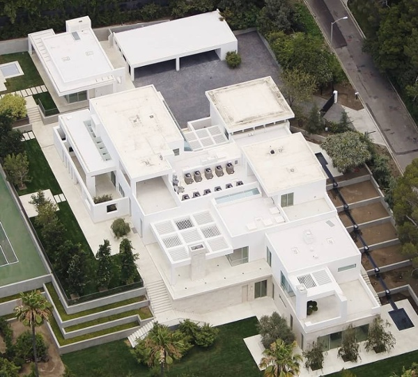 Ballast Roof System in Beverly Hills