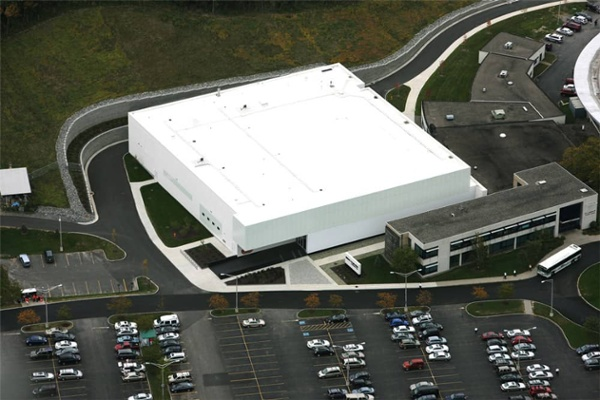 Fully Adhered Roof at Carmelo Anthony Basketball Center, Syracuse University