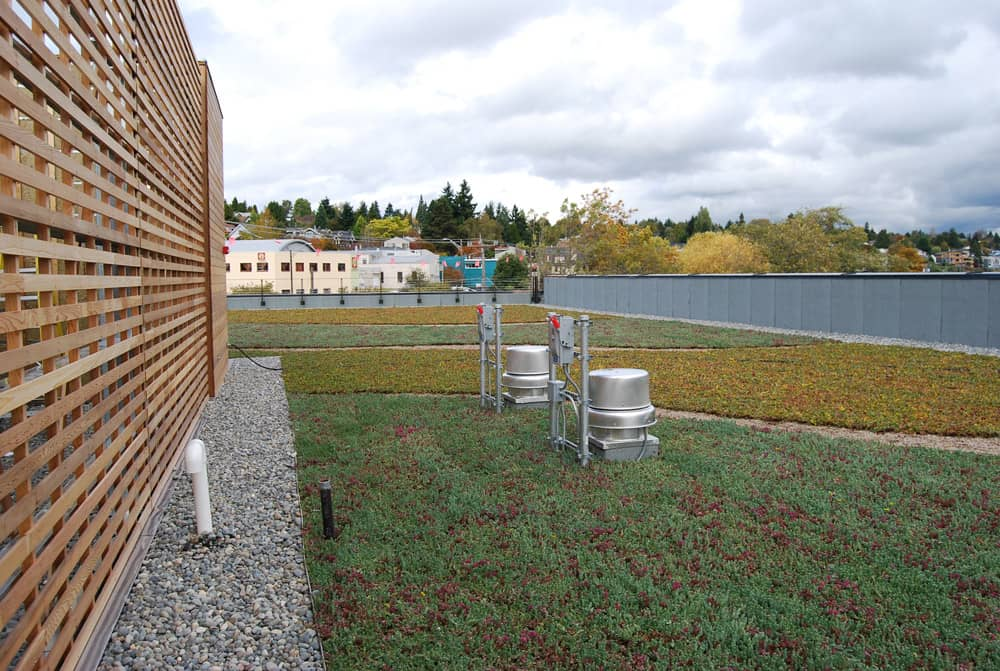 Energy Efficient Roof at Aleutian Spray Fisheries in Seattle