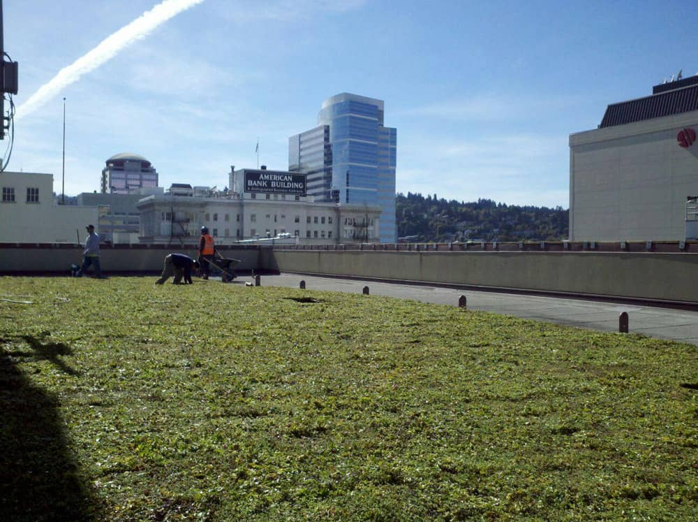 Energy Efficient Roofing System in Portland, Oregon