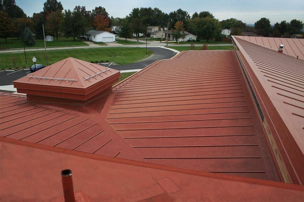 Fibertite Simulated Metal Roofing