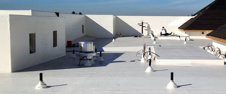 finishing touches (Ayres Hotel) {Photo credit - Roofing Standards, Inc}